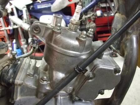 RM125エンジン12