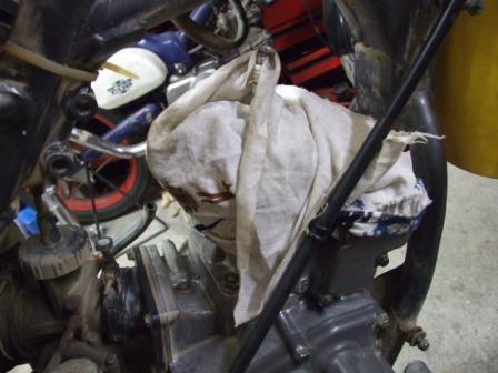 RM125エンジン14