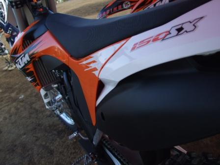 CRF150R 03