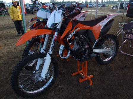 CRF150R 02