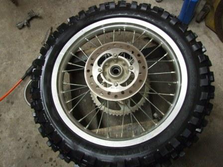 CRF150R 20
