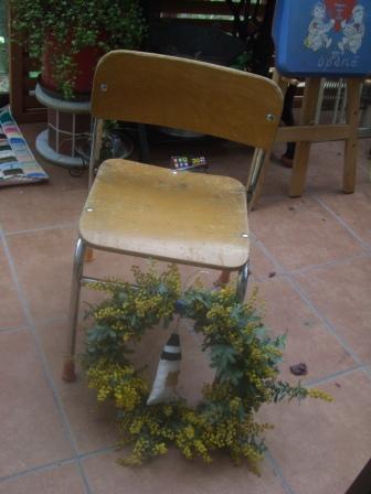 ちいさな椅子