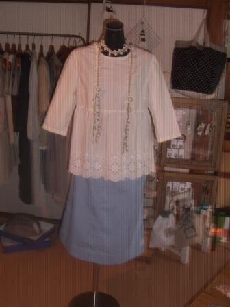 rinendanceさんスカート