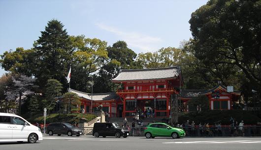 2 八坂神社