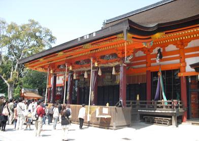 3 八坂神社