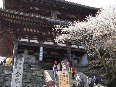 4 金峯山寺・蔵王堂
