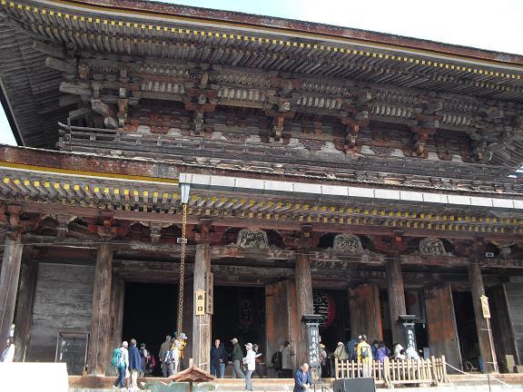 5 金峯山寺・蔵王堂