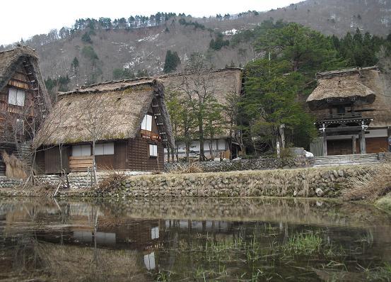 4 白川郷・荻町地区