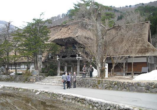 5 白川郷・荻町地区