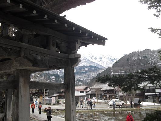6 白川郷・荻町地区