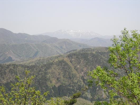 12 白山の方向