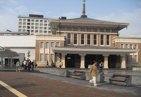 1 JR奈良駅