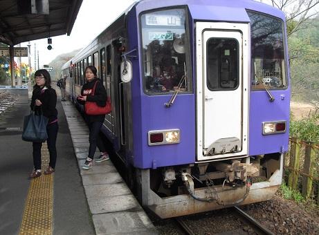 1 関西本線・笠置駅