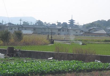 4 法隆寺・五重塔
