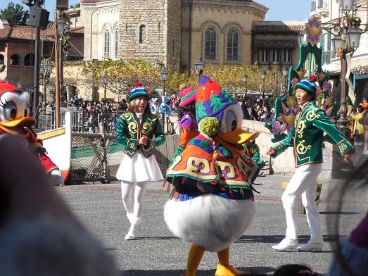 3 東京ディズニー・シー・パレード