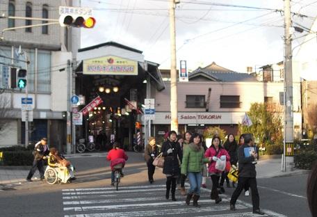 1 鶴橋本通商店街