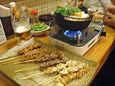 5 天神橋筋・夕食