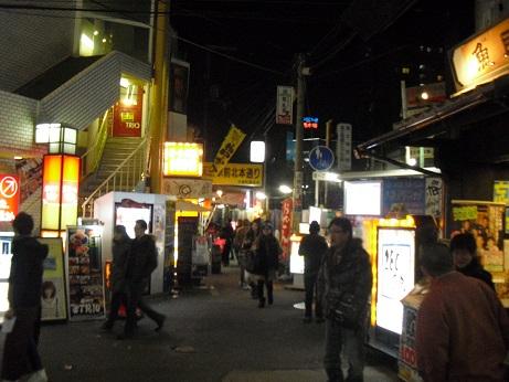 8 飲食街界隈