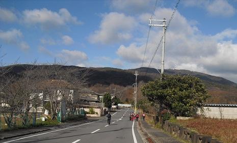 1 生駒山、大原山
