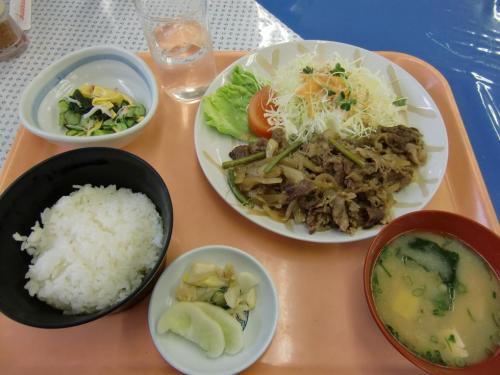 石鎚食堂1