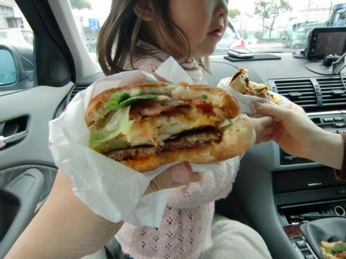 佐世保ハンバーガー2