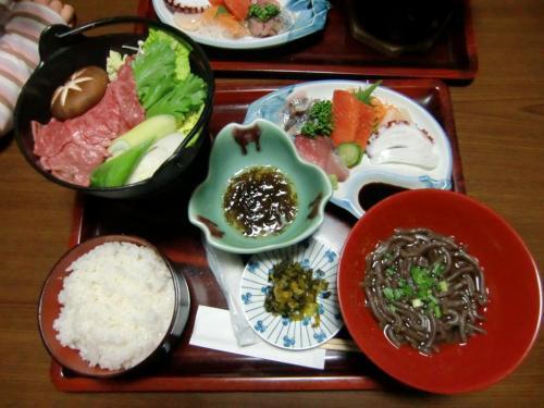 小浜夕食1