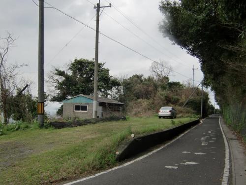 小浜ホーム跡