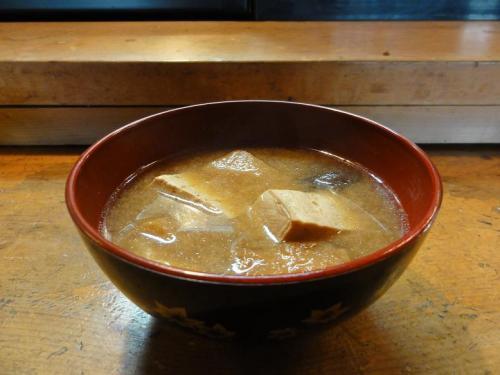江戸銀味噌汁