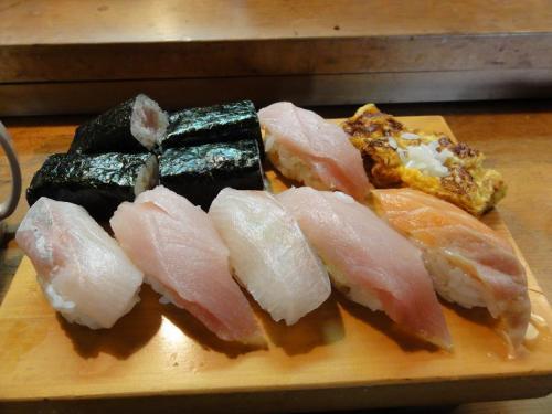 江戸銀寿司