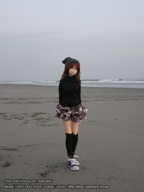 海辺 YOU TOKYODOLL