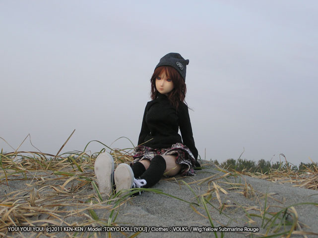seamless doll in the sea 09