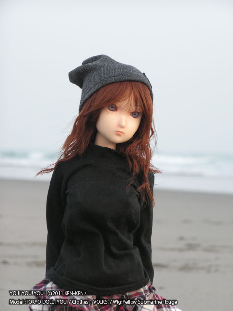 seamless doll in the sea 10