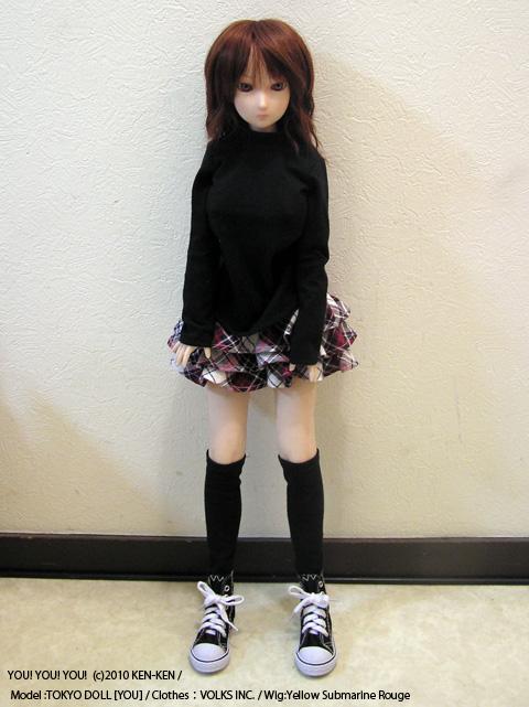 I-Doll/靴