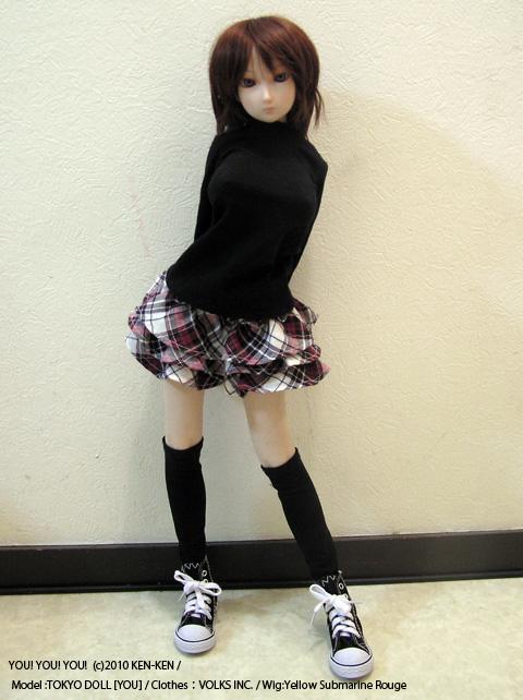 seamless doll/ドールショウ