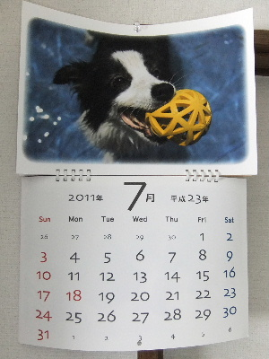110701カレンダー