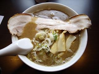 にぼし中華そばShin. 北24条店 にぼちゅう