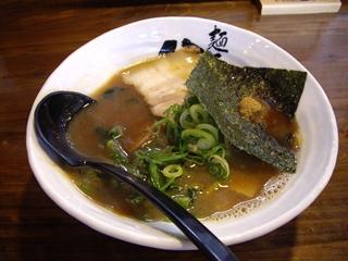 麺屋ひじり 深味醤油ラーメン