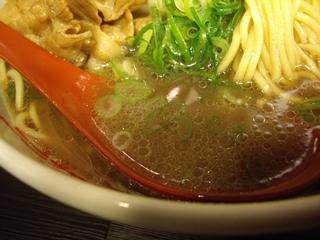 中華そば徳福仁 中華そば(スープ)