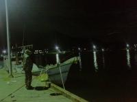 大島夜釣り風景1123