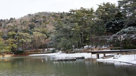 雪の修法ヶ原 (11) - コピー