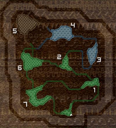 高地マップ