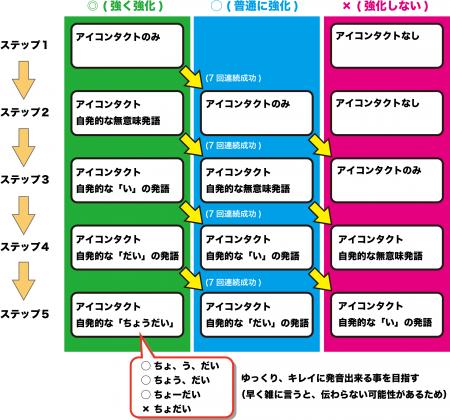 ペアトレ 2−4 (メリハリを付け...