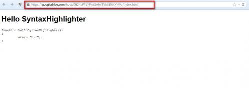 GoogleドライブにWebホスティング機能012