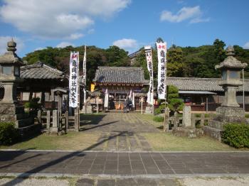 亀岡神社 例大祭