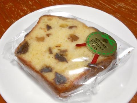 ケーキ@クリスマス