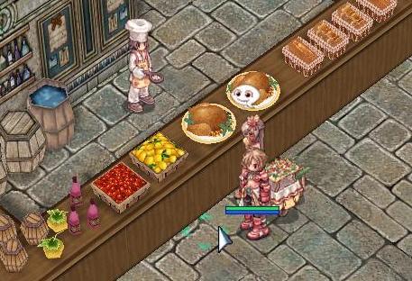 2011.10.21 かぼちゃパイケーキw 2