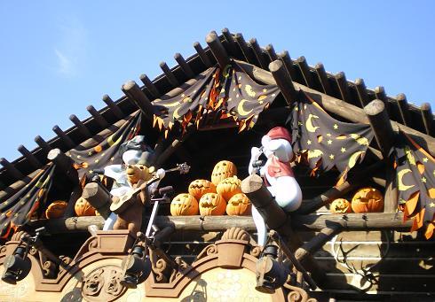 2011.10.28 ディズニーハロウィン2011☆ 4