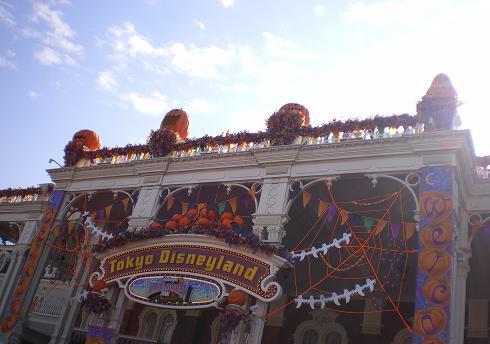 2011.10.28 ディズニーハロウィン2011☆ 2