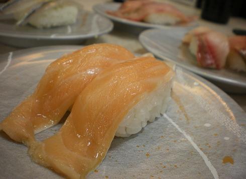 2011.11.12 日常 寿司パフェ 1