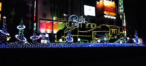 2011.12.24分 クリスマス都内ブラブラw 12